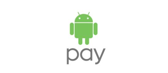 Logo de Android Pay