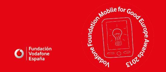 Logo de los Mobile for Good Awards