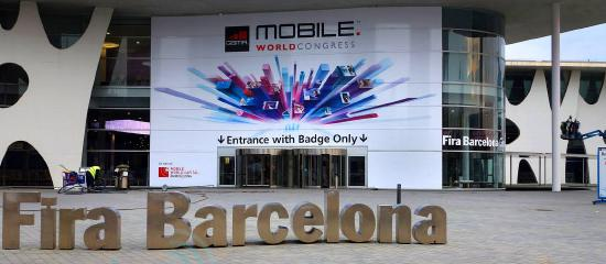 Logo del Mobile World Congress