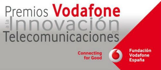 Logo de los Premios Vodafone a la Innovación