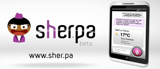 Sherpa, Logo