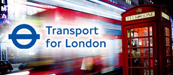 Transport for London, logo